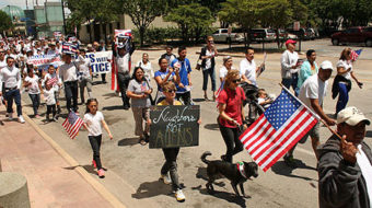 Texas style May Day and Cinco de Mayo