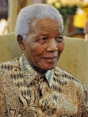Today in history: Nelson Mandela's birthday