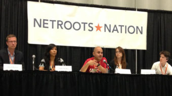 The rise of alt-labor: Innovative organizing is Netroots star
