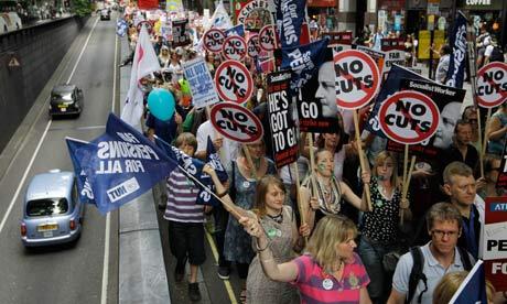 Report: Privatizing public service jobs a disaster