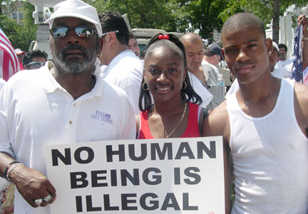 """Black, Latino and labor leaders in Phoenix: """"We are One"""""""