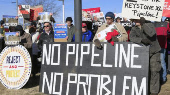 Green news roundup: Keystone XL, Arctic oil drilling get X'ed out