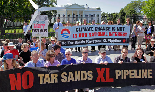 Unions jump into the controversy over Keystone pipeline