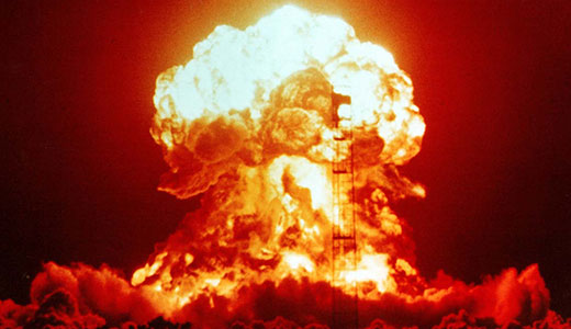 Stop nuclear madness, ratify New START now