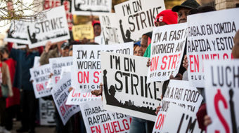 The fight for $15: A new labor movement is born