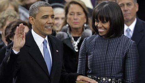 Obama speech heralds new era