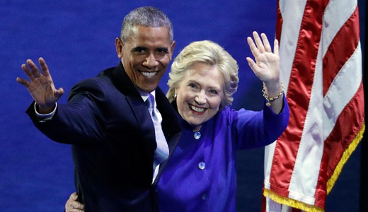 Obama at DNC: Don't fear the future, shape it together