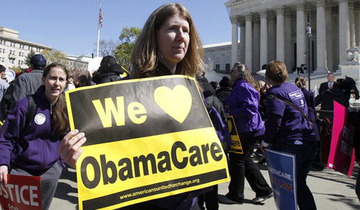 Supreme Court upholds health care law