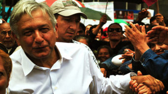New left-wing party forms in Mexico