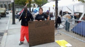 """""""Occupy Cleveland"""" wins wide community support"""