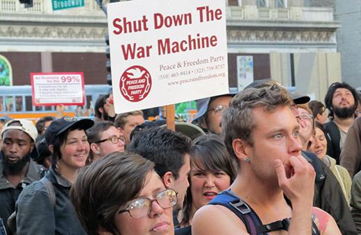 Oakland demos spark call for nonviolence & end to repression