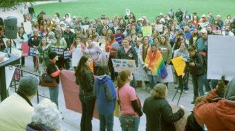 Ohioans fight war on women