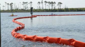 Exxon Valdez survivors and Gulf residents fight the same battle