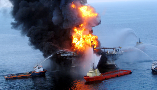 New oil drilling is not a solution