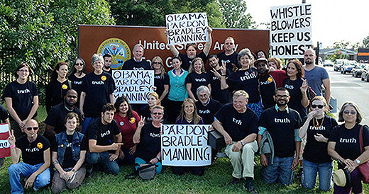 Free Chelsea Manning and all political prisoners