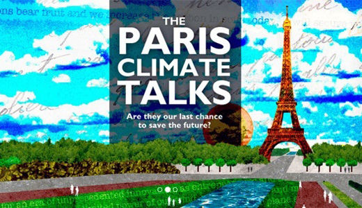 Heating up climate talks: A reader's guide to COP 21