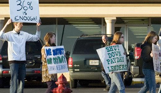 Payday lending makes banks big profits