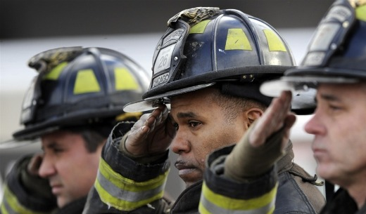 Court ruling victory for African American firefighters