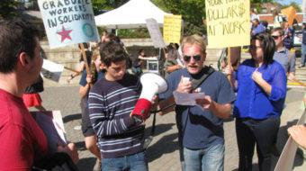 Students, teachers protest university privatization, tuition hikes