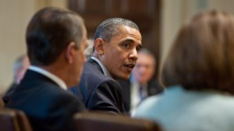 Obama calls for tax hike for the rich