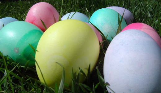 Happy Easter: a new world is coming