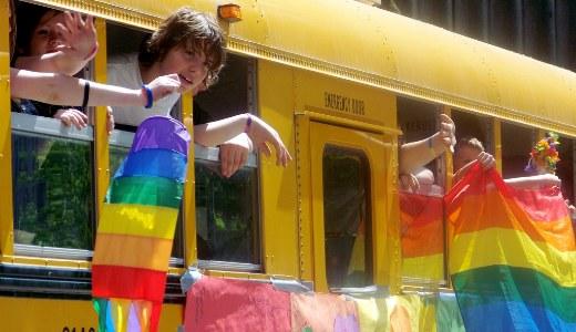Calif. bill would add LGBT history in public schools