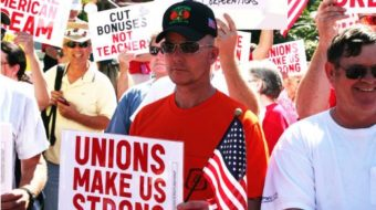 """Florida labor fights """"paycheck protection"""""""