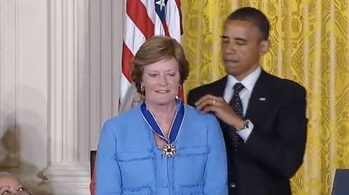 Pat Summitt, 64: Gender pioneer