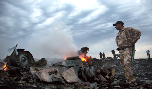 World calls for Ukraine cease fire after plane crash