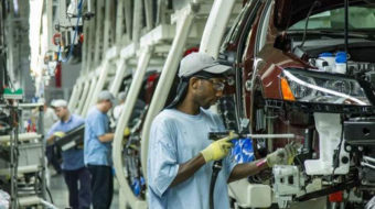 Workers at Volkswagen Tenn. plant taking union recognition vote