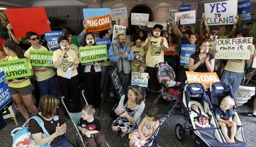 Senate blocks GOP attack on clean air regulations