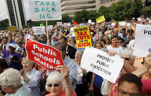 Today in history: North Carolina's Moral Monday launched in 2013