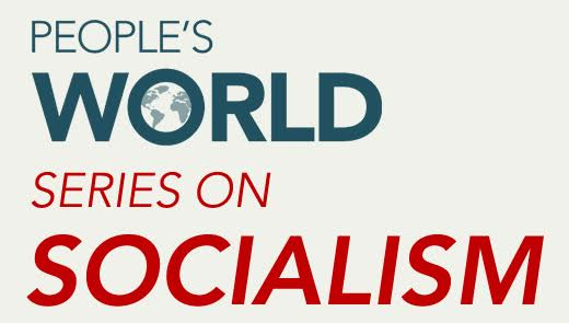 What does socialism mean? It means working class power