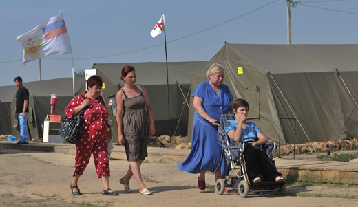 Ukraine itself burns in wake of airliner shoot-down