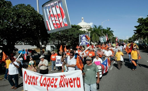 Events around U.S. mark 32nd anniversary of Oscar Lopez Rivera