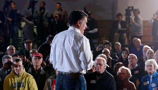 Mitt Romney layoff victim speaks out