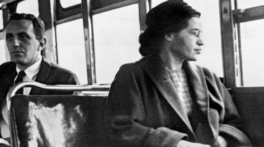 Today in history: Rosa Parks takes a stand by sitting down