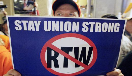 GOP forces Michigan to weaken job safety laws