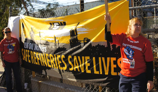 Regulatory oversight weak in aftermath of Texas City oil plant blast