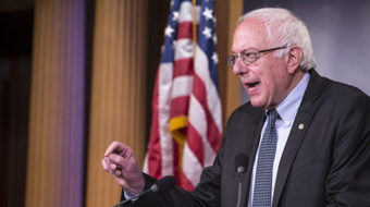 Bernie Sanders slams Republicans on Social Security