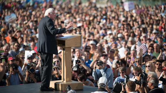 Billionaires for Bernie? Third Way would have you think so