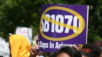 Nazis on border support SB 1070