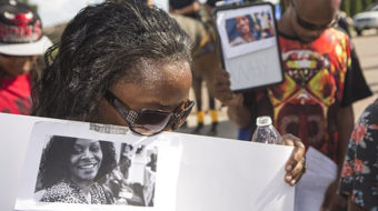 "Sandra Bland's only offense was ""driving while black"""