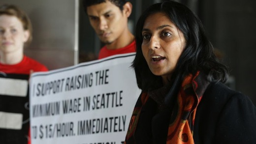 Seattle elects socialist to city council