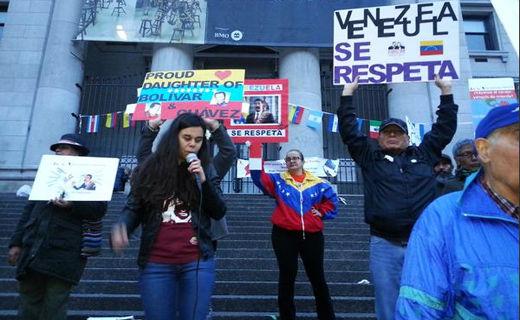 U.S. sanctions against Venezuela draw objections worldwide