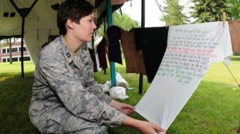 Documents reveal sexual assaults in military a growing epidemic