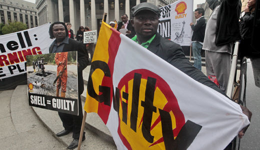 Media throws blanket on Shell Oil atrocities in Nigeria