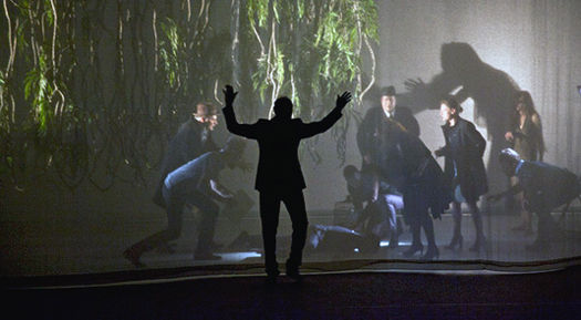 """""""Six Characters in Search of An Author"""": Performing Pirandello's pirouettes"""