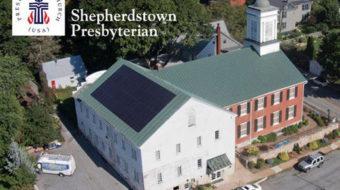 Solar victory in Shepherdstown, West Virginia