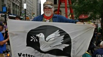 Veterans say: We are part of the 99 percent